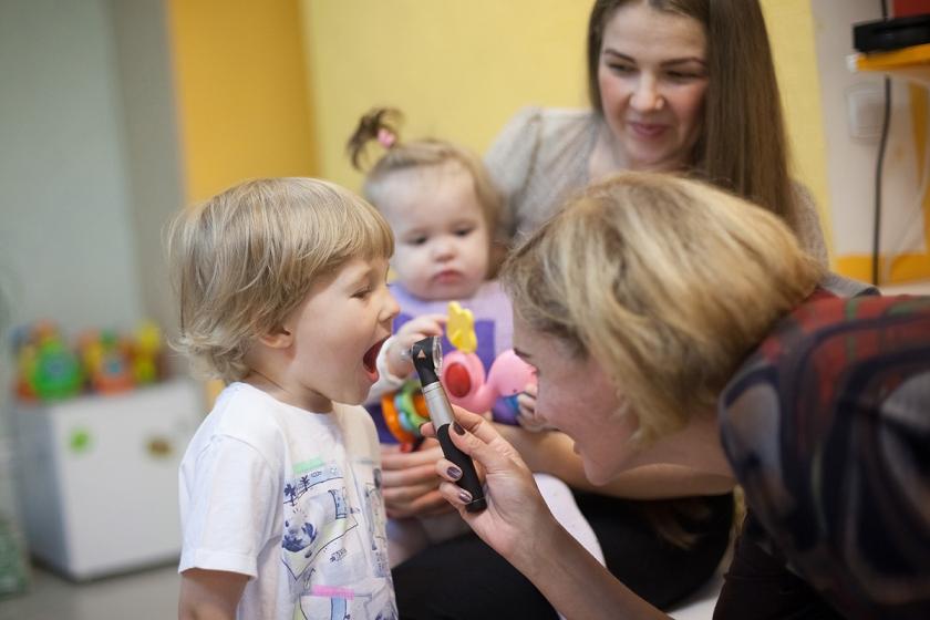 частный медицинский центр для детей в Калининграде